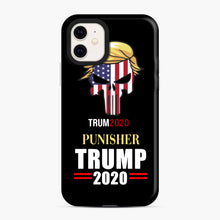 Load image into Gallery viewer, Trump 2020 Punisher Tito Ortiz Donald Trump iPhone 11 Case, Snap Case | Webluence.com