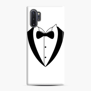 Tux Bow Samsung Galaxy Note 10 Plus Case, Snap Case | Webluence.com