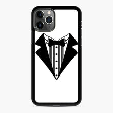 Load image into Gallery viewer, Tux Kids iPhone 11 Pro Case, Black Rubber Case | Webluence.com