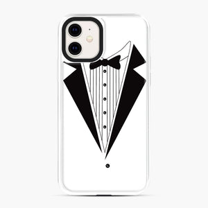 Tux Red iPhone 11 Case, White Plastic Case | Webluence.com