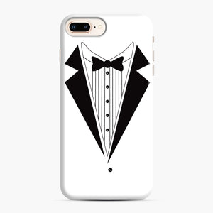 Tuxedo Anzug iPhone 7,8 Plus Case, Snap Case | Webluence.com