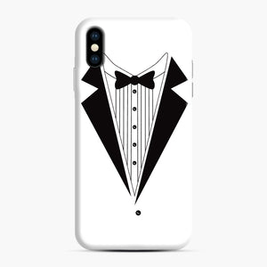 Tux Red iPhone XS Max Case, Snap Case | Webluence.com