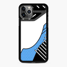 Load image into Gallery viewer, Vulcan Scgo iPhone 11 Pro Case, Black Rubber Case