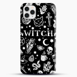 WITCH PATTERN iPhone 11 Pro Case, Snap Case | Webluence.com