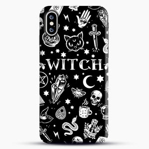 WITCH PATTERN iPhone XS Max Case, Snap Case | Webluence.com