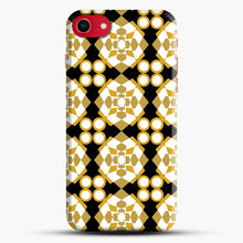 Load image into Gallery viewer, White Gold Pattern iPhone 7/8 Case.jpg, Snap Case | Webluence.com