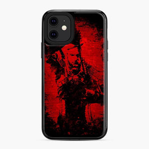 Wolf The Witcher 3 Wild Hunt iPhone 11 Case, Black Plastic Case