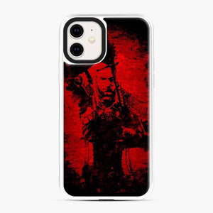 Wolf The Witcher 3 Wild Hunt iPhone 11 Case, White Plastic Case