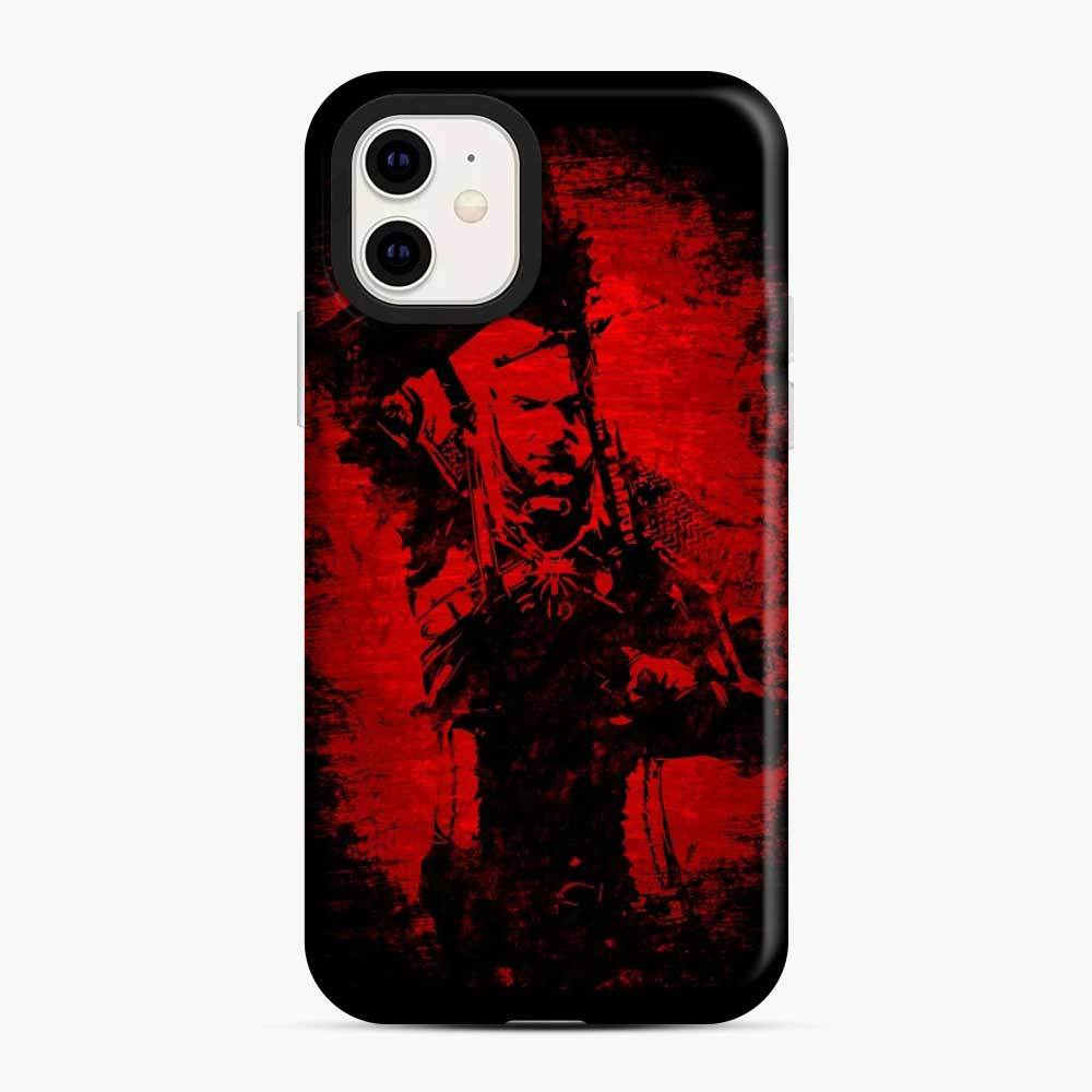 Wolf The Witcher 3 Wild Hunt iPhone 11 Case, Snap Case