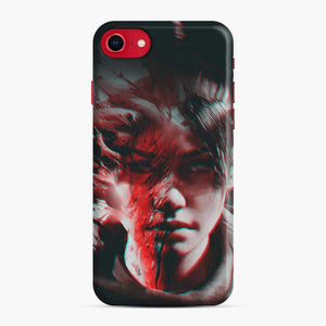 Wraith Distorted Fortnite iPhone 7 / 8 Case, Snap Case