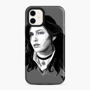 Yennifer From The Witcher 3 Wild Hunt Game iPhone 11 Case, Snap Case