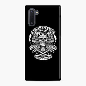 affliction American Custom 1973 Samsung Galaxy Note 10 Case, Snap Case | Webluence.com