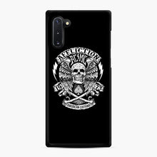 Load image into Gallery viewer, affliction American Custom 1973 Samsung Galaxy Note 10 Case, Black Rubber Case | Webluence.com