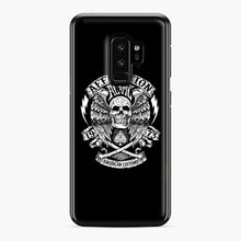 Load image into Gallery viewer, affliction American Custom 1973 Samsung Galaxy S9 Plus Case, Black Plastic Case | Webluence.com
