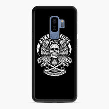 Load image into Gallery viewer, affliction American Custom 1973 Samsung Galaxy S9 Plus Case, Black Rubber Case | Webluence.com