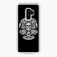 Load image into Gallery viewer, affliction American Custom 1973 Samsung Galaxy S9 Plus Case, White Plastic Case | Webluence.com