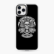 Load image into Gallery viewer, affliction American Custom 1973 iPhone 11 Pro Case, White Plastic Case | Webluence.com