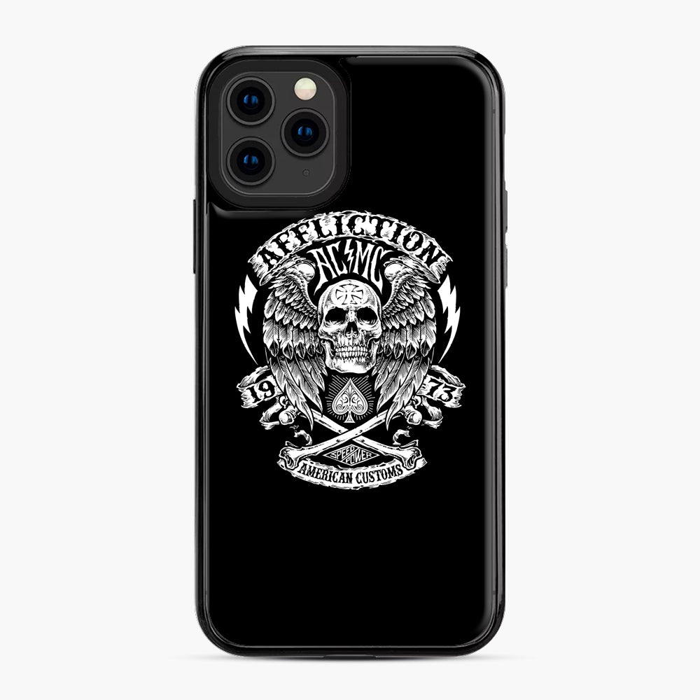 affliction American Custom 1973 iPhone 11 Pro Case, Black Plastic Case | Webluence.com