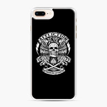 Load image into Gallery viewer, affliction American Custom 1973 iPhone 7,8 Plus Case, White Plastic Case | Webluence.com