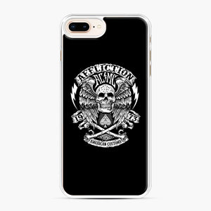 affliction American Custom 1973 iPhone 7,8 Plus Case, White Plastic Case | Webluence.com