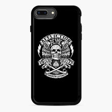 Load image into Gallery viewer, affliction American Custom 1973 iPhone 7,8 Plus Case, Black Rubber Case | Webluence.com