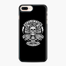 Load image into Gallery viewer, affliction American Custom 1973 iPhone 7,8 Plus Case, Black Plastic Case | Webluence.com