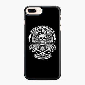 affliction American Custom 1973 iPhone 7,8 Plus Case, Black Plastic Case | Webluence.com