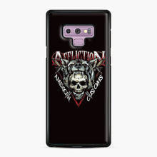 Load image into Gallery viewer, affliction American Custom Samsung Galaxy Note 9 Case, Black Plastic Case | Webluence.com