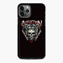 Load image into Gallery viewer, affliction American Custom iPhone 11 Pro Case, Black Rubber Case | Webluence.com