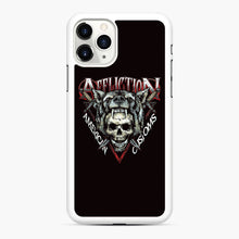 Load image into Gallery viewer, affliction American Custom iPhone 11 Pro Case, White Rubber Case | Webluence.com