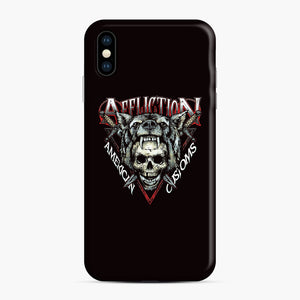 affliction American Custom iPhone XS Max Case, Snap Case | Webluence.com