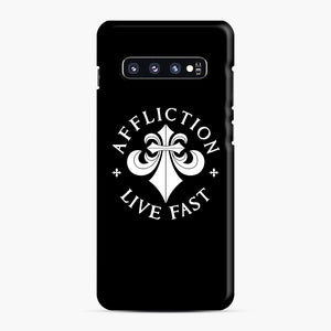 affliction live fast Samsung Galaxy S10 Plus Case, Snap Case | Webluence.com