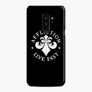 affliction live fast Samsung Galaxy S9 Plus Case, Snap Case | Webluence.com