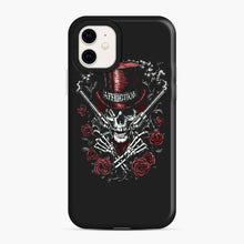 Load image into Gallery viewer, affliction skulls iPhone 11 Case, Snap Case | Webluence.com