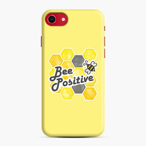bee positive honeycomb iPhone 7/8 Case, Snap Case | Webluence.com