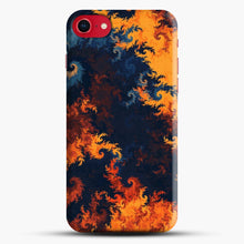 Load image into Gallery viewer, flames of fire 1 iPhone 7/8 Case.jpg, Snap Case | Webluence.com