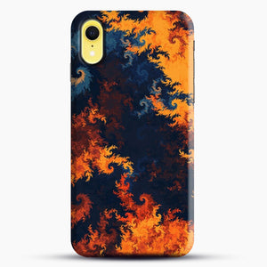flames of fire 1 iPhone XR Case, Snap Case | Webluence.com