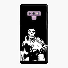 Load image into Gallery viewer, misfits cash Samsung Galaxy Note 9 Case, Snap Case | Webluence.com