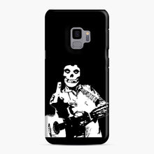 Load image into Gallery viewer, misfits cash Samsung Galaxy S9 Case, Snap Case | Webluence.com