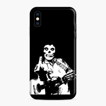 Load image into Gallery viewer, misfits cash iPhone XS Max Case, Snap Case | Webluence.com