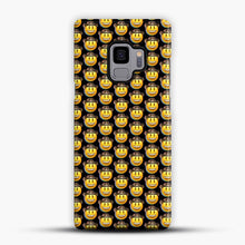 Load image into Gallery viewer, trippy cowboy emoji Samsung Galaxy S9 Case, Snap Case | Webluence.com