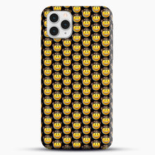 Load image into Gallery viewer, trippy cowboy emoji iPhone 11 Pro Case, Snap Case | Webluence.com