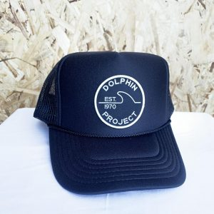 Dolphin project 1970 trucker hat front