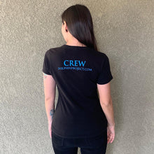 Load image into Gallery viewer, Women's Dolphin Project Crew Tee