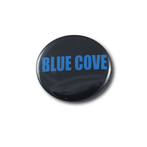 blue cove dolphin project button
