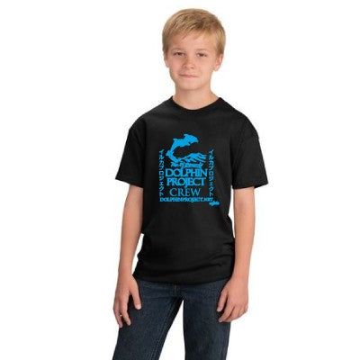 Kids Dolphin Project Crew Tee