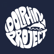 Load image into Gallery viewer, dolphin project retro graphic