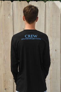 Men's Dolphin Project Crew Long Sleeve