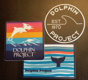 dolphin project sticker bundle