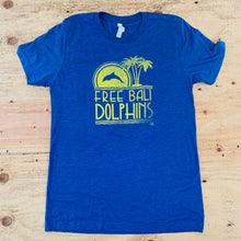 Load image into Gallery viewer, free bali dolphins t shirt